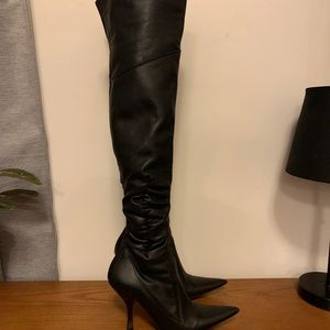 Bebe over the knee boots